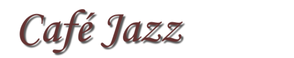 Café jazz from Stardust Music.
